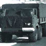 T21-15 8x8 prototype truck, 1962