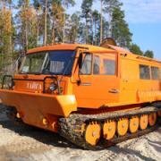 TTM 3902 tracked vehicle