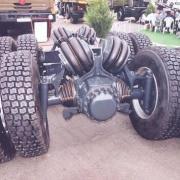 Tatra suspension