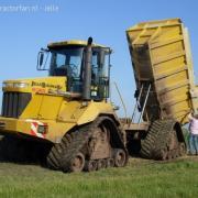 Terra-Gator 135 dumper