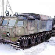 Tracked Carrier Vityaz DT 10