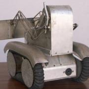 Tracked Loader Model 1961