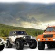 Trecol 4x4 and 6x6