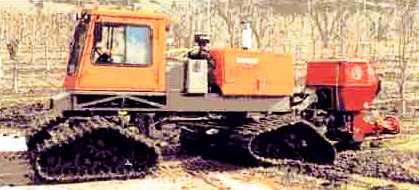 Tucker-Terra Model 1000