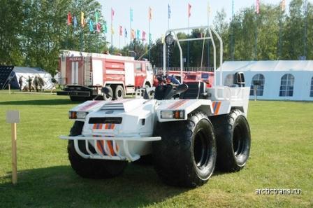 Uneks ATV Arctictrans