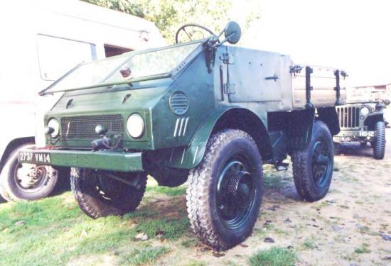 Unimog 4x4 Mercedes