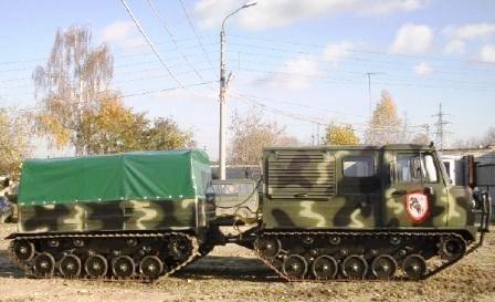 Uzhgur TTC-3404 GP1 Transmash