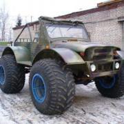 VTT UAZ base