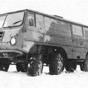 Volvo L 4230 8x8 prototype