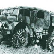 Volvo TVB, 6x4, 1940