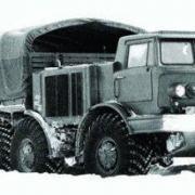 ZIL-135L, 8x8, 1961