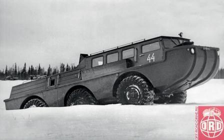 ZIL-49042, prototype 1973