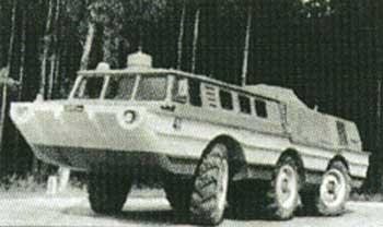 ZIL-5901  PSE-2, 1970