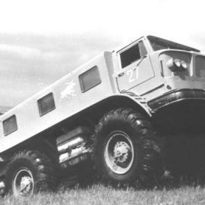 6X6 WHEELED RIGID VEHICLES, HEAVY