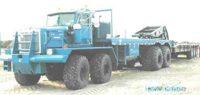 Kenworth C550