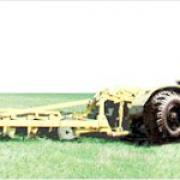 Kirovets 6x6 prototype
