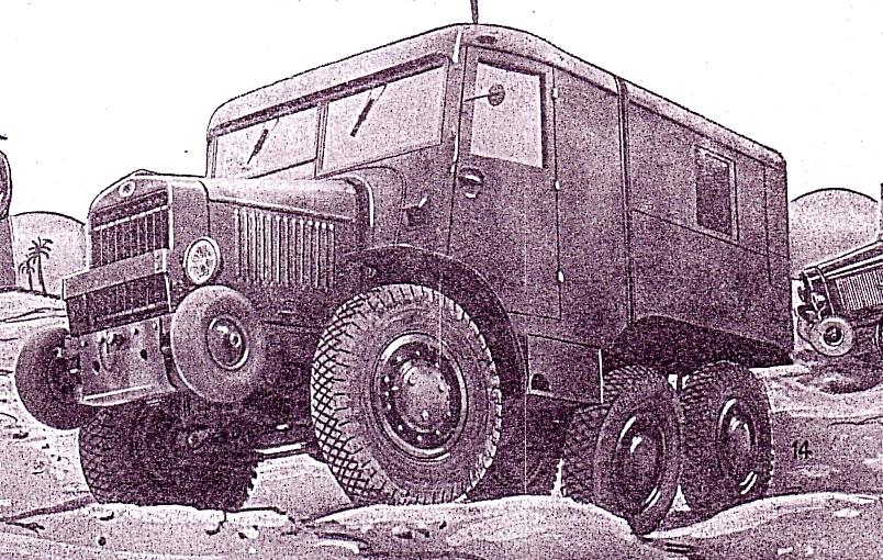 Laffly 6x6 S15