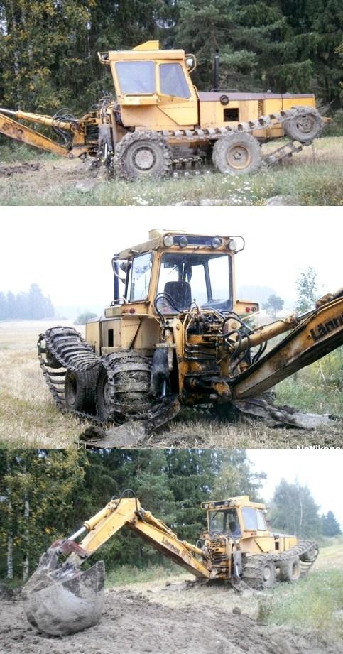 Lannen S10 Tractor