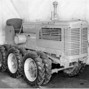 Mc Cormick Deering 6x6 Prototyp, 1938