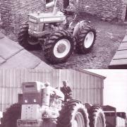 Northrop Tractor, 1964