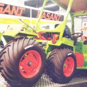 Rassant 6x6 tractor