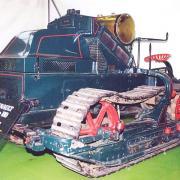 Renaut tractor Type HO, 1921