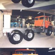 RVI CBH 320 Truck