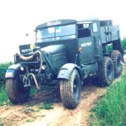 Scammel Explorer 6x6 Heavy Recovery Vehicle