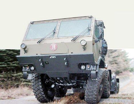 Tatra 8x8 T815