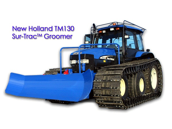 TM130 Sure Track Groomer