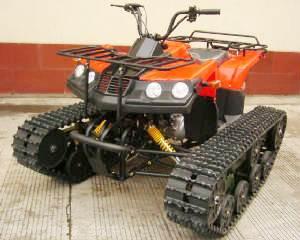 Tracked ATV