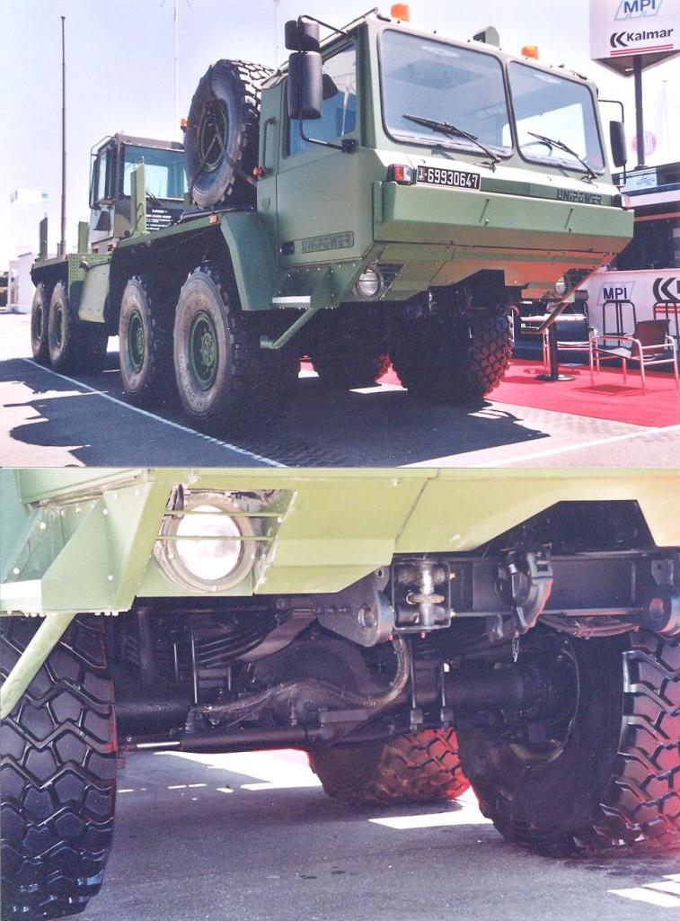 Unipower 8x8 3