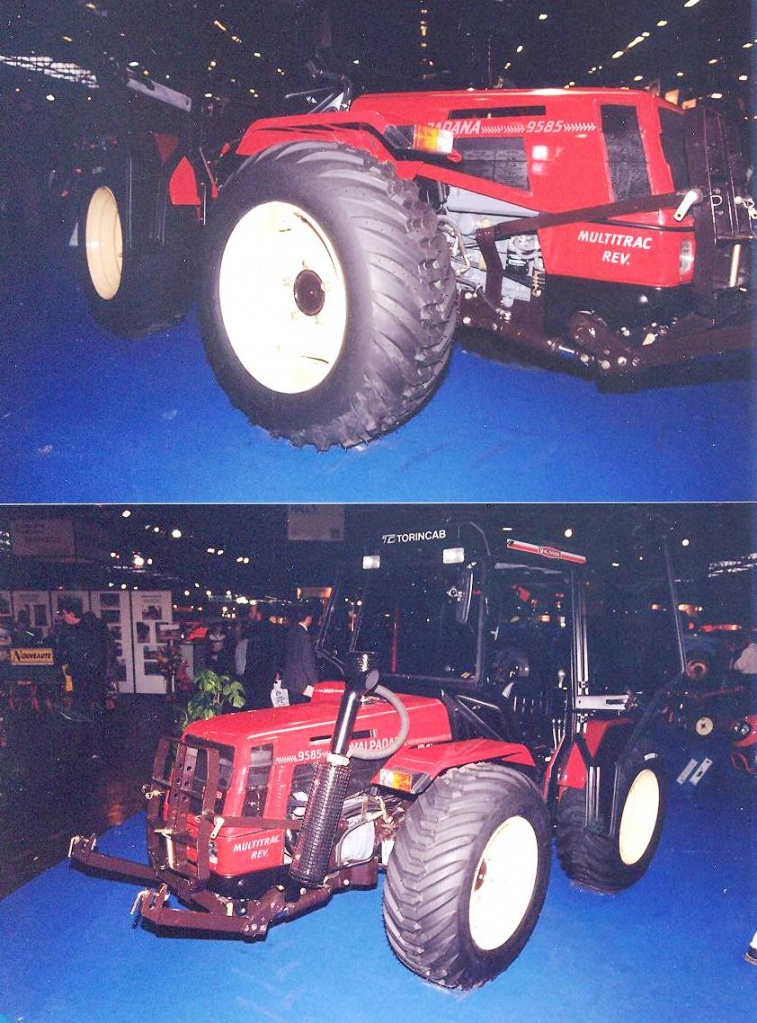 Valpadena Tractor