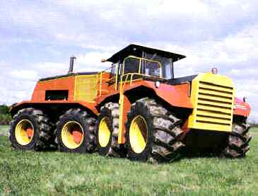 Versatile Big Roy  Prototyp 2