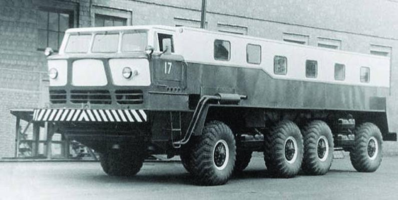 ZIL-135LN 2, 8x8