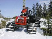 Alstor Tracked, Articulated