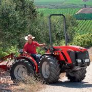 Antonio Carraro FWD Tractor