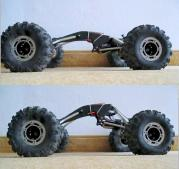 Articulated Chassis by Team Modify