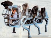 ASV Walking Machine, 1984