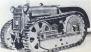 Bofors Tractor-FM32, 1932