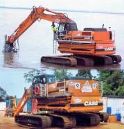 Case-Max Excavator