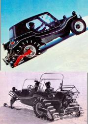 Deserter Buggy-from-all-Tcars, 1973