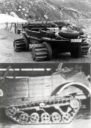 Devices-tested-to-enhance-mobility-on Kubelwagen, 1943