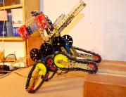 Four Tracks Vehicle by Meccano