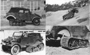 Half-Track-prototypes-for Kubelwagen, 1943
