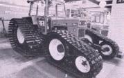 Half-Tracks on Universal Tractors, 1982