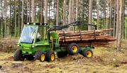 Log-Lander-8x8 Forwarder