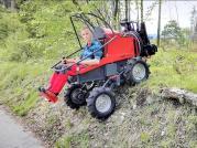 Luf Mobil Wheelchair
