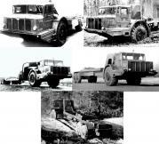 MZKT Zauralec Trucks