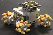 Omni-2-robot-with Mecanum Wheels